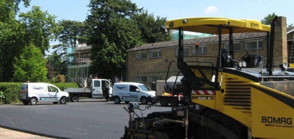 Commercial car par resurfacing ashford
