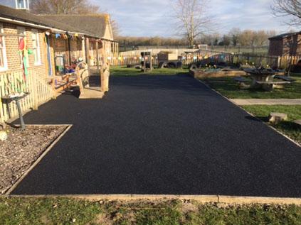 Playground Resurfacing Ashford